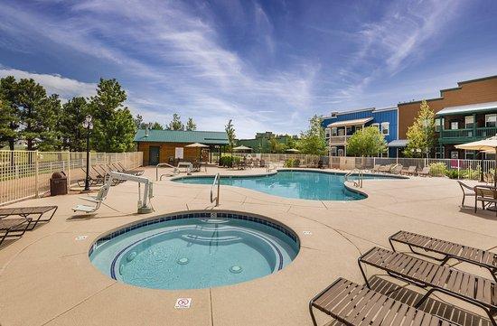 Overgaard, Аризона: Outdoor_Pool