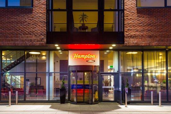 Hampton Hotel Liverpool City Centre