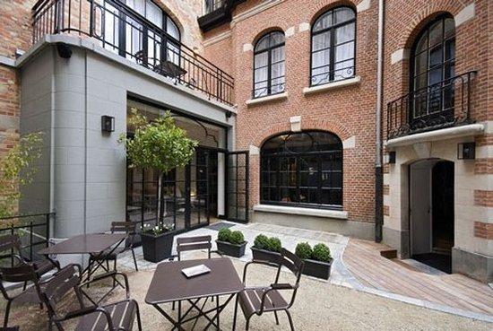 Vintage Hotel Brussels: Exterior