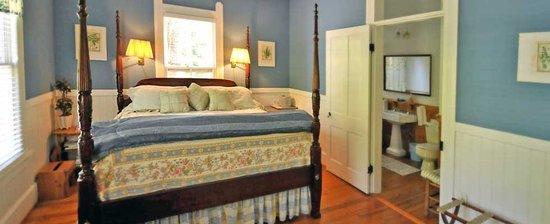 Monteagle, TN: Hd Room Twilight