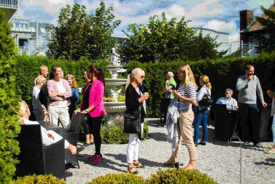 Trelleborg, Suécia: Garden - Hotell Dannegarden