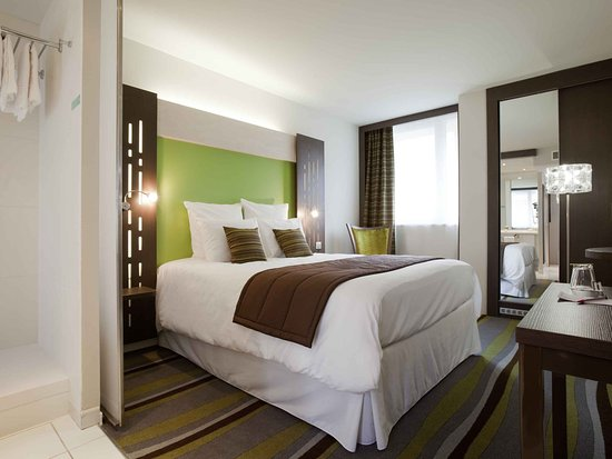 Mercure Chartres Centre Cathedrale: Guest Room