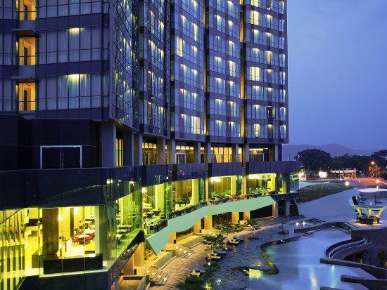 Hotel Novotel Lampung: Exterior