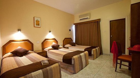 Pyramos Hotel Paphos Review