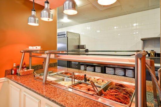 Riverview, FL: Breakfast Area