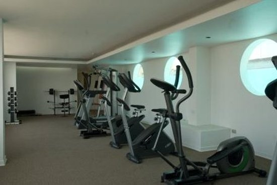 Windsor Palace: Gimnasio Web