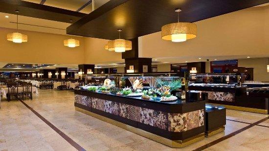 Hotel Riu Kaya Belek: Restaurant
