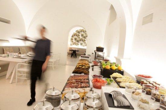 Hotel Palacio de Villapanes: Breakfast