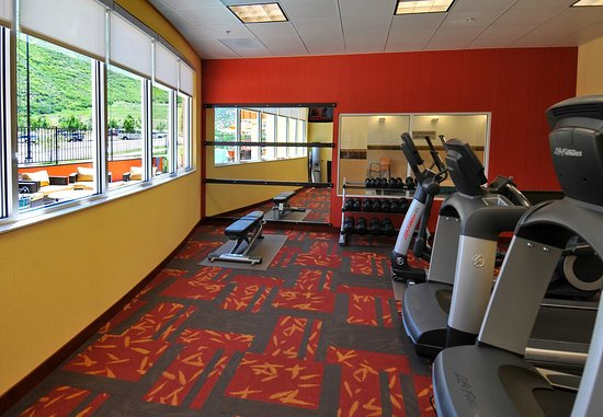 Courtyard Glenwood Springs: Fitness Center
