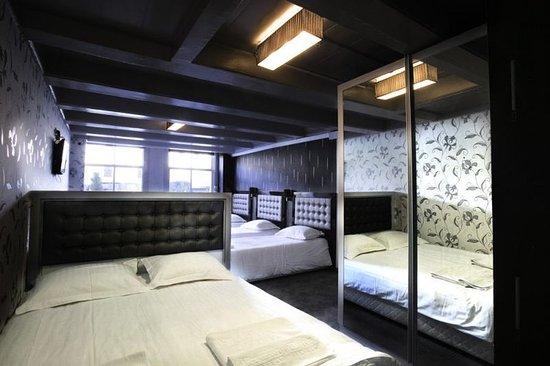 Hotel Hermitage Amsterdam: Quadruple