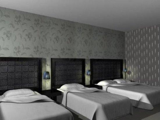 Hotel Hermitage Amsterdam: Triple Room
