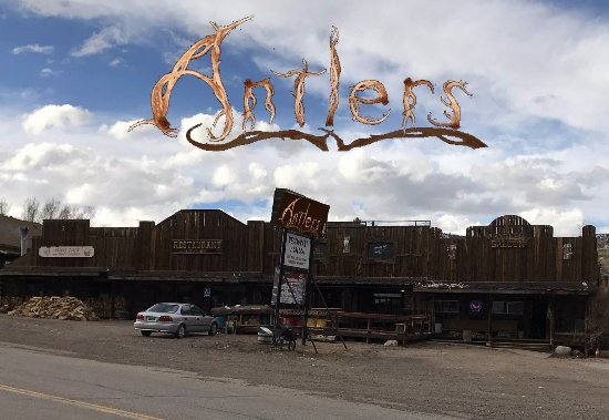 Centennial, WY: Antlers Supper Club and Saloon (formerly the Trading Post)
