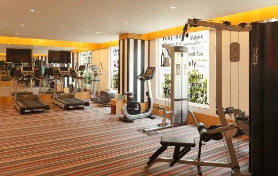โรงแรมเรดฟ็อกซ์: Gym