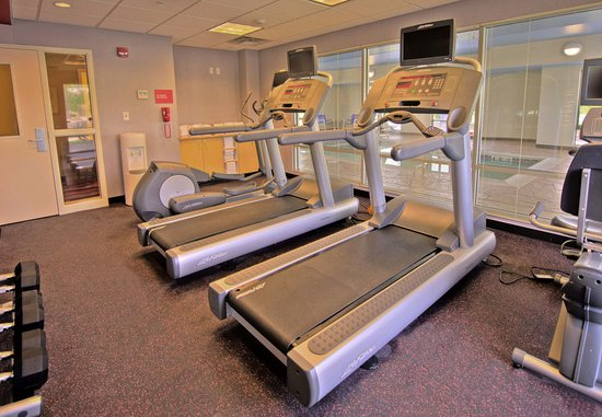 TownePlace Suites Scranton Wilkes-Barre: Fitness Center