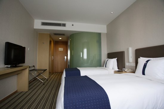 Holiday Inn Express Shanghai New Hongqiao: Twin Bed Guest Room