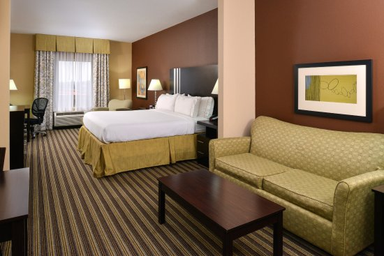 Holiday Inn Express Columbia: Suite
