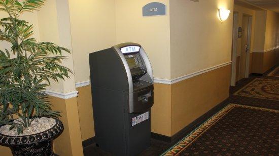 Columbus, TX: ATM