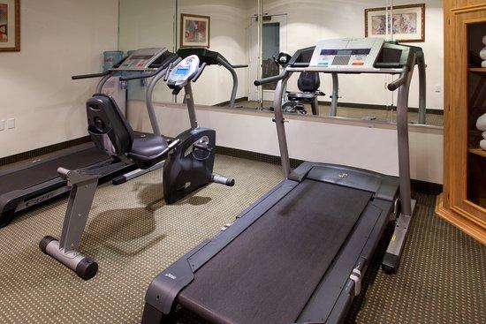 Columbus, TX: Fitness Center