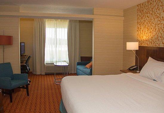 Watervliet, MI: Executive King Room