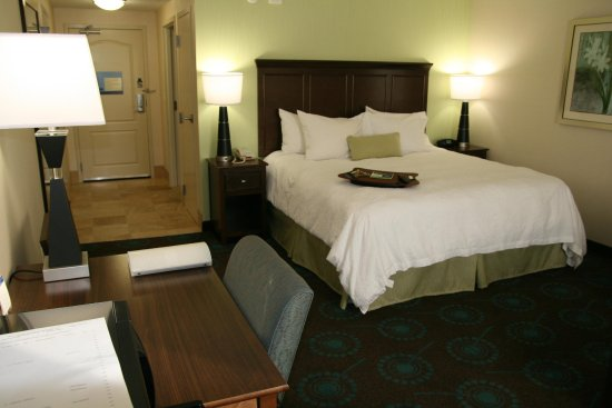 Hampton Inn Minneapolis/Shakopee: King Study