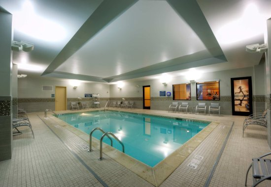 Residence Inn Portsmouth Downtown/Waterfront: Indoor Pool