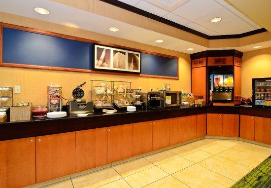 New Bedford, MA: Breakfast Buffet