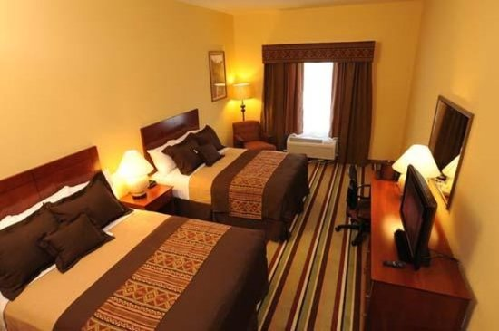 Tuba City, AZ: Guest room