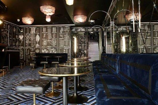 Argentière, Frankrig: Bar/Lounge