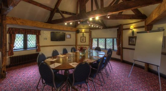 Baginton, UK: Meeting Room