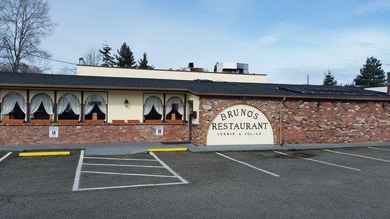 Lakewood, Etat de Washington : Bruno's European Cafe