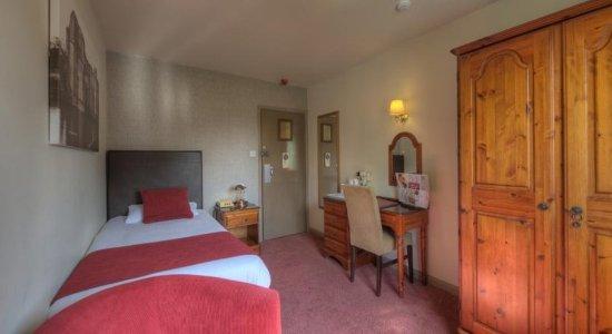 Castle Hotel: Single Room