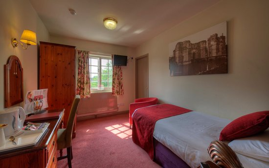 Kirby Muxloe, UK: Single room