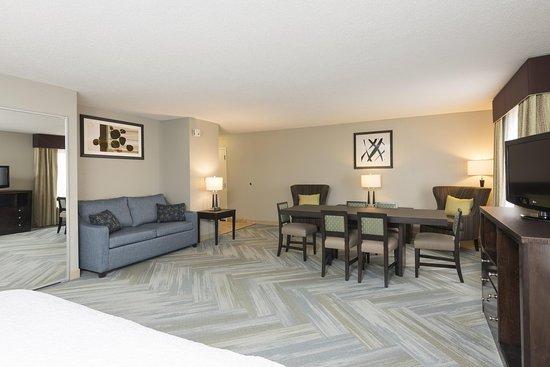 Clinton Township, MI: Guest Room