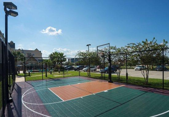 Katy, TX: Sport Court