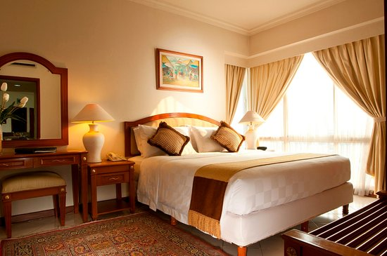 Puri Casablanca Serviced Apartment: Guest room