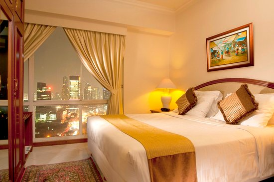 Puri Casablanca Serviced Apartment: Room