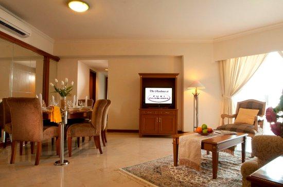 Puri Casablanca Serviced Apartment: In Room