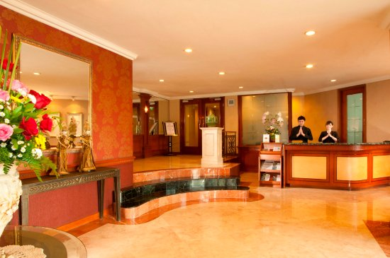 Puri Casablanca Serviced Apartment: Reception