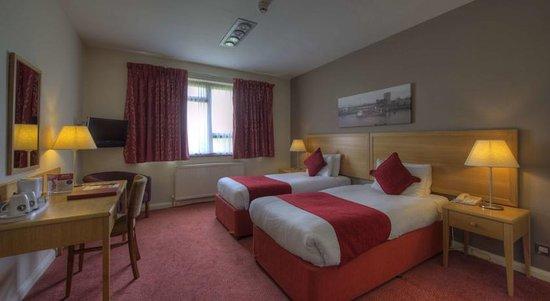 Hedon, UK: Twin Room