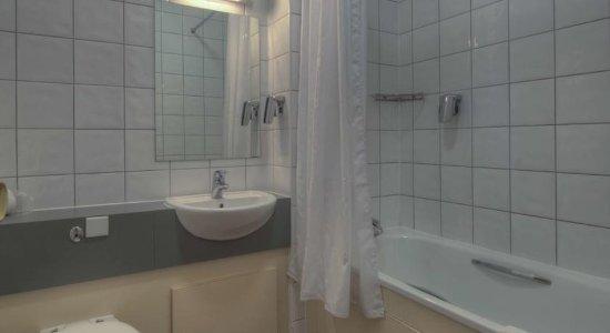 Hedon, UK: Bathroom