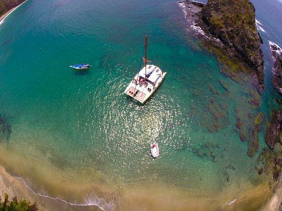Black Rock, Tobago: Island Girl Overhead