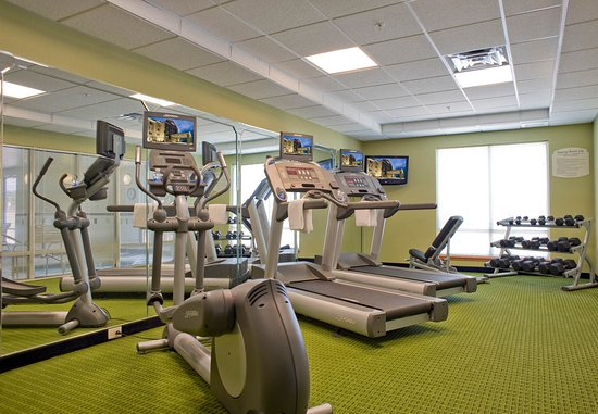 Commerce, GA: Fitness Center