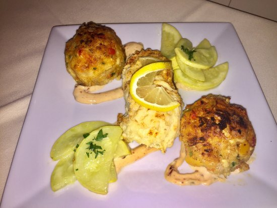 Palmerton, Пенсильвания: Twin Jumbo Lump Crab Cakes!