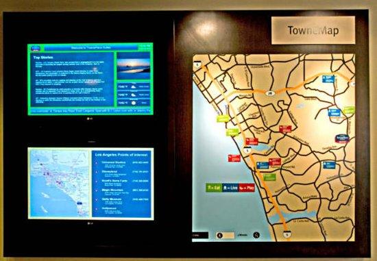 Vista, CA: TowneMap