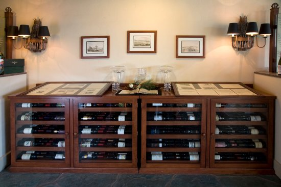 Furnace Creek Resort & Fiddler's Campground: Wine Collection