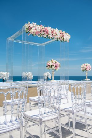 Banyan Tree Samui: Wedding Venue - Infinity Point