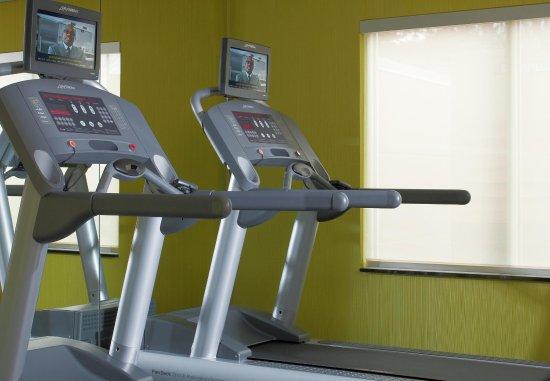 Fairfield Inn & Suites Harrisonburg: Fitness Center