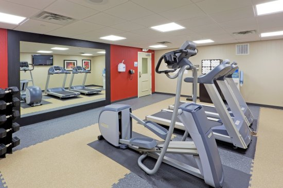 Holiday Inn Express Neptune: Fitness Center