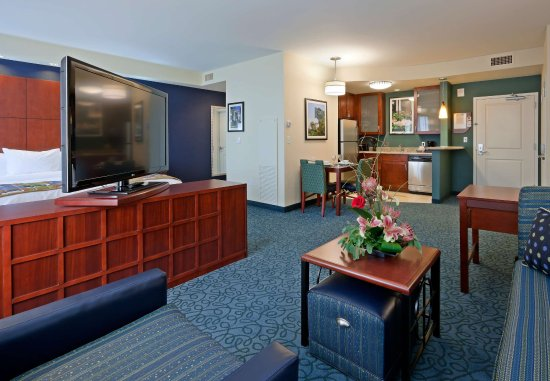 Residence Inn by Marriott Cincinnati Downtown/The Phelps: Studio Suite