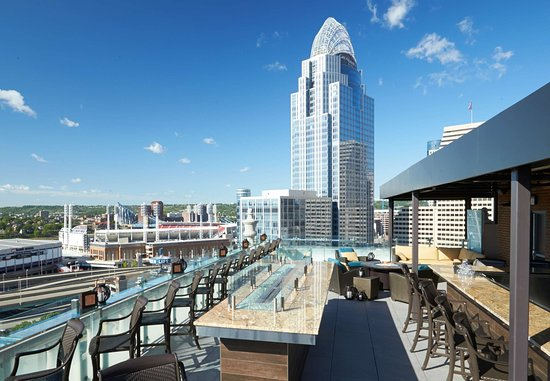 Residence Inn by Marriott Cincinnati Downtown/The Phelps: Top of the Park Upper Level